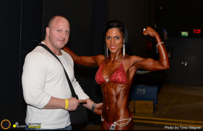 Wettkampf Body-Building Vitalis Hagen