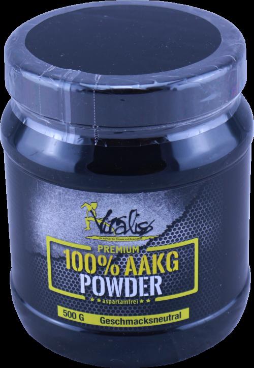 Vitalis 100% AAKG POWDER 500g