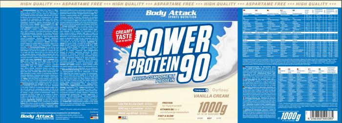 Power Proti 90 Vanilla