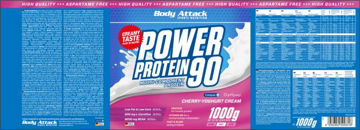 Power Proti 90 Cherry Yoghurt