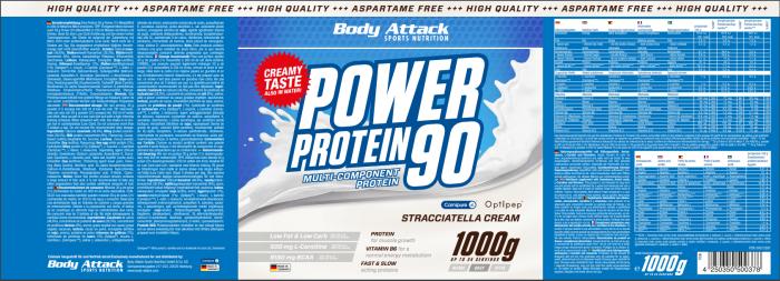 Power Proti 90 Stracciatella