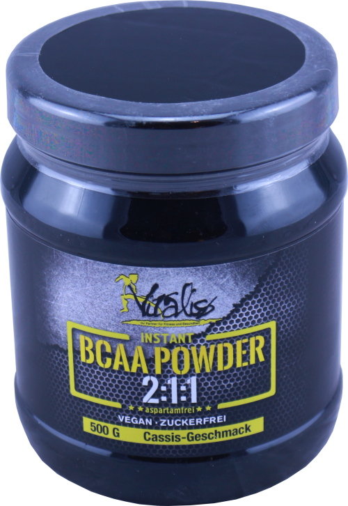 vitalis BCAA POWDER 2-1-1 500g