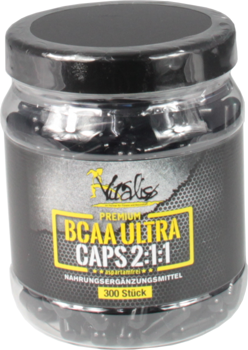 Vitalis BCAA ULTRA CAPS 2-1-1 300cap