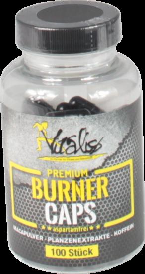 Vitalis BURNER CAPS 100cap