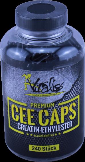 Vitalis CEE CAPS CREATIN-ETHYLESTER 240cap
