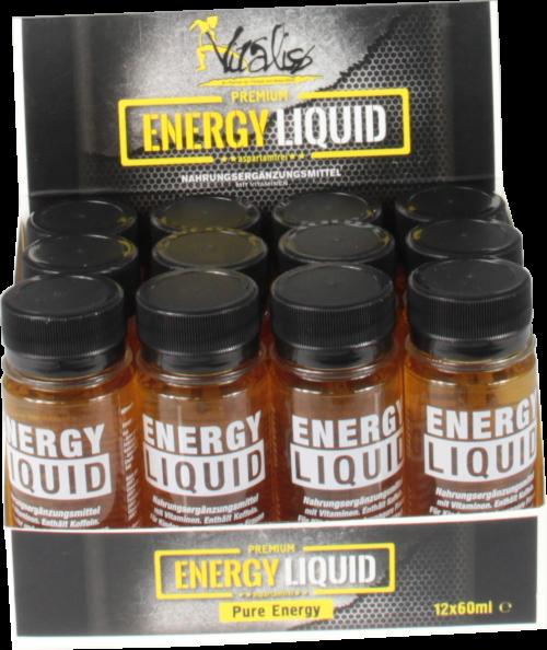 Vitalis ENERGY LIQUID 60ml