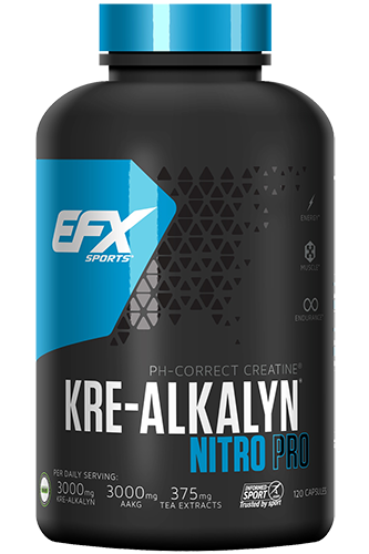 Kre-Alkalyn Nitro-Pro 120 Kapseln