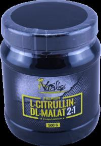 Vitalis L-CITRULIN-DL-MALAT 2-1 500g