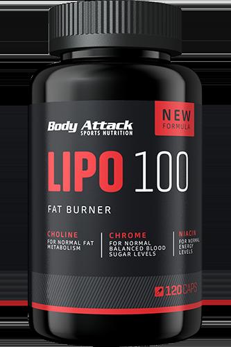 LIPO 100 120 Kapseln