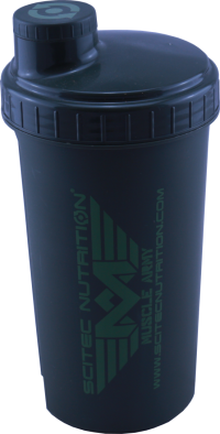 Scitec Shaker Army green