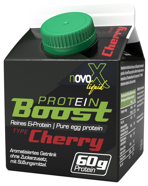 TR_300 Booster Cherry Liquid Egg